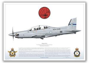 P0024 PC-21 RAAF 4SQN