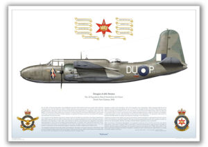 Douglas A-20 Boston 22SQN